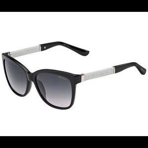 Jimmy Choo Cora Cat Eye Sunglasses